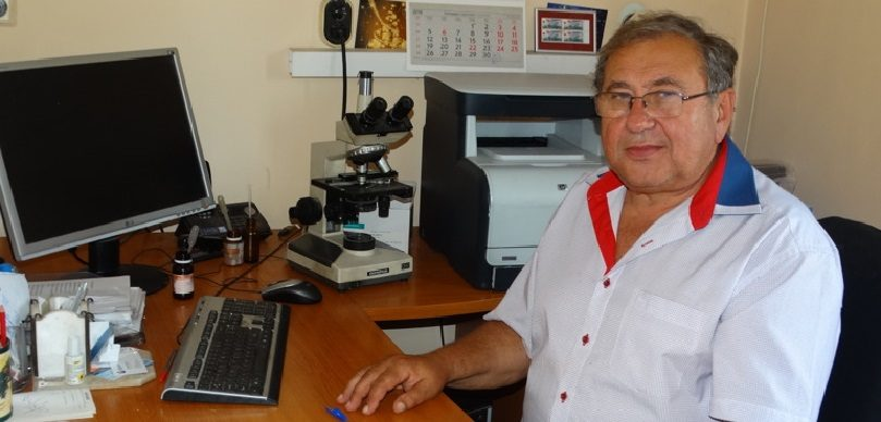 проф.д-р Стефан Горанов