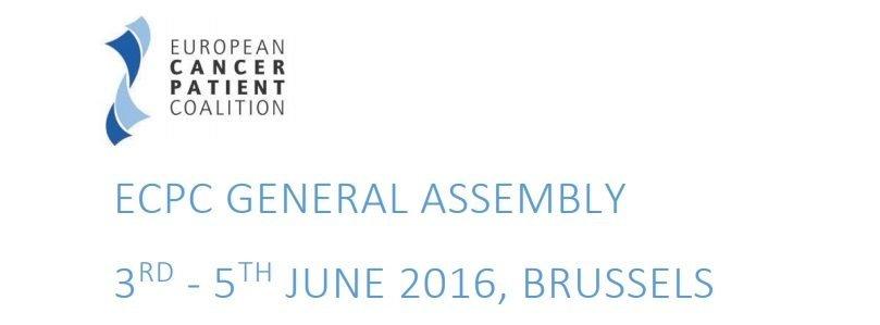 ECPC – European Cancer Patient Coalition Европейска коалиция на пациенти с онкологични заболявания