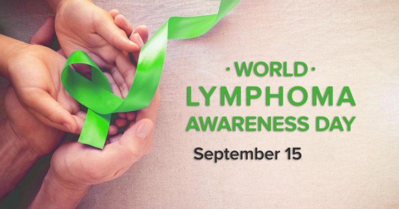 15 септември, Световен ден на борба с лимфома