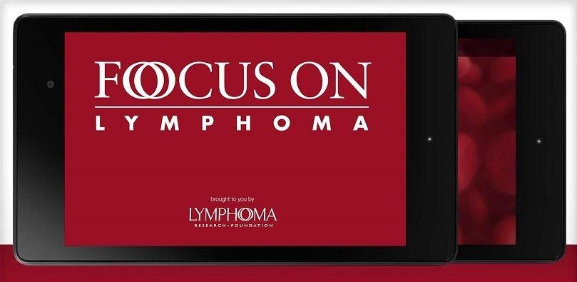 Мобилно приложение focus on lymphoma