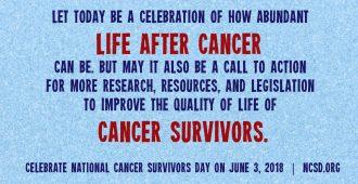 Международен ден на победилите рака