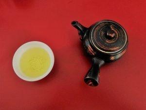 Зелен чай сенча