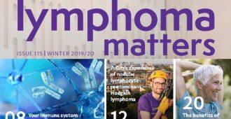 Lymphoma Matters - 115