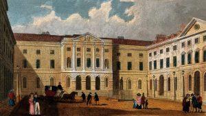 Болницата Гай в Лондон през средата на 19-ти век