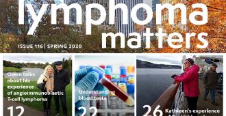 Lymphoma Matters Spring 2020 (116 )