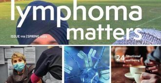 Lymphoma Matters 119