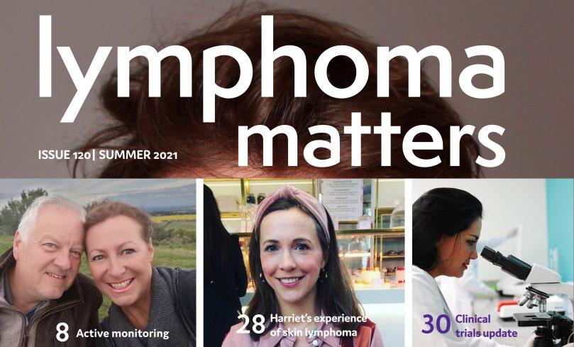 120 Lymphoma Matters